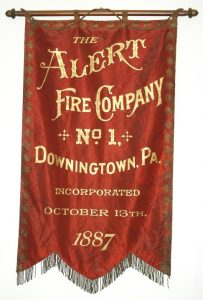 1887 Alert Parade Banner
