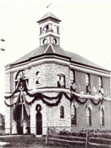 Alert - 1891 - New Fire House
