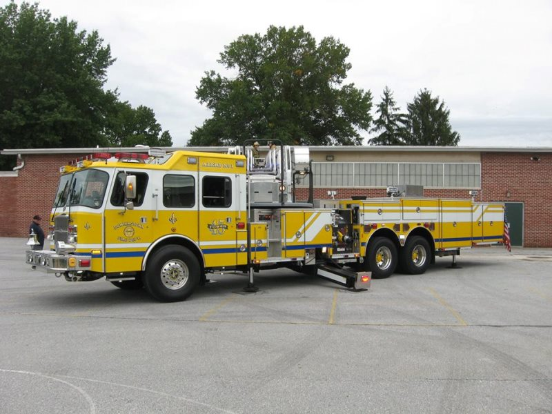 LADDER TOWER OPERATIONS TRAINING