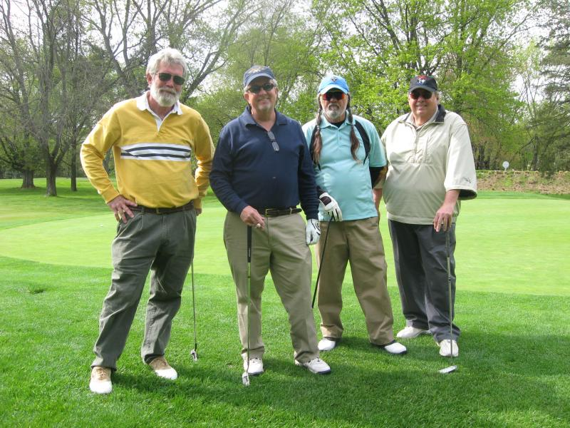 FIRST ANNUAL ALERT GOLF OUTING – A HUGE SUCCESS