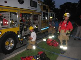 DFD HOSTED RIGGING AND ROPE RESCUE COURSE