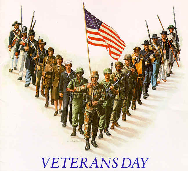 HAPPY VETERANS DAY – 2017