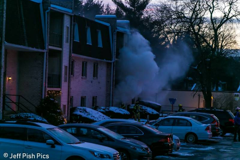 CALN EAST APARTMENTS FIRE