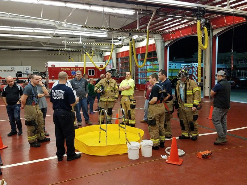 ANNUAL DFD HAZ MAT REFRESHER
