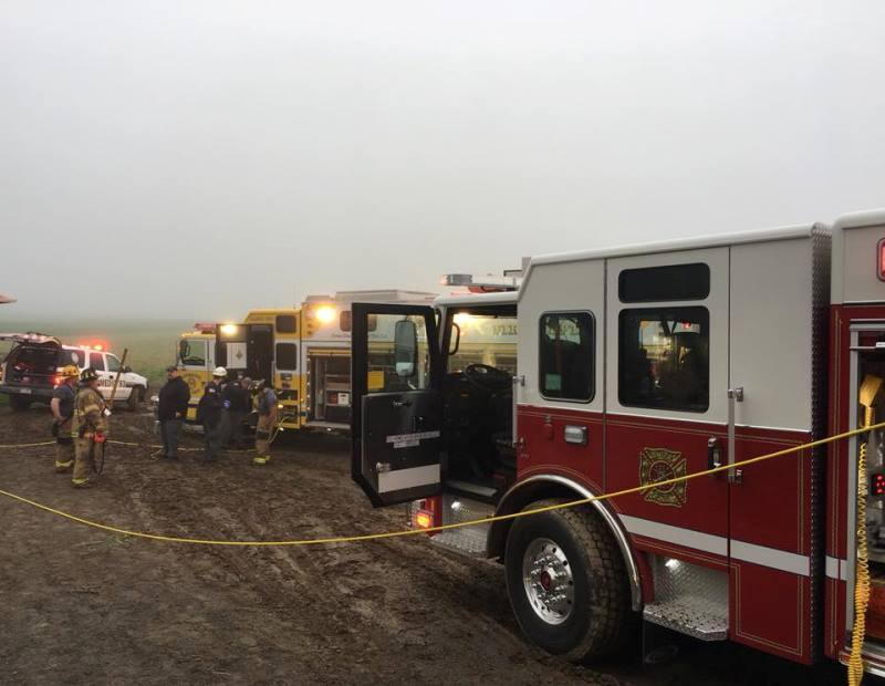 TECH-AG RESCUE ASSIST IN HONEY BROOK