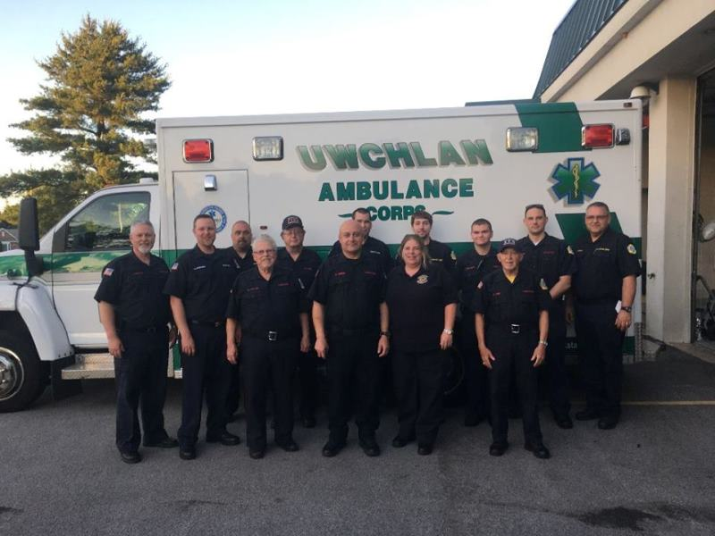 NEW EMT GRADUATION