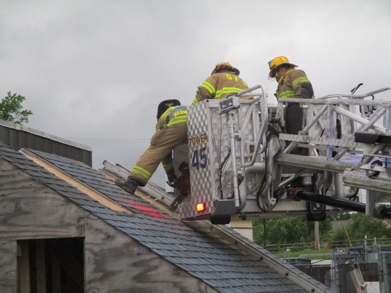 TRUCK COMPANY – VENTILATION TRAINING