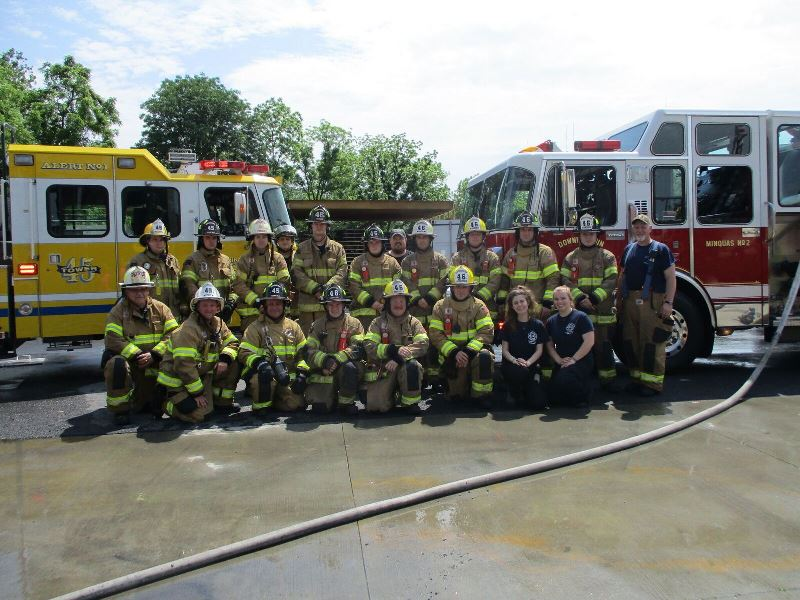 TRUCK & ENGINE CO. OPS TRAINING