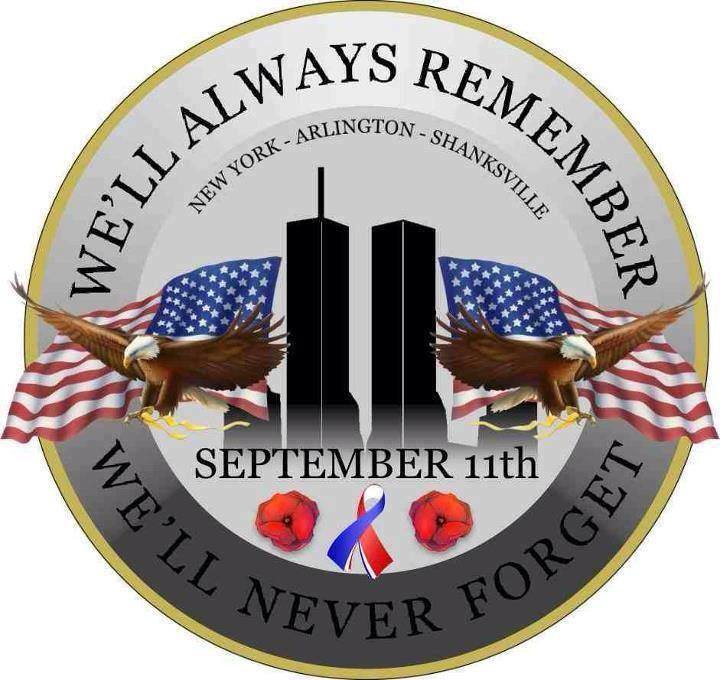 17th. ANNIVERSARY OF SEPTEMBER 11, 2001