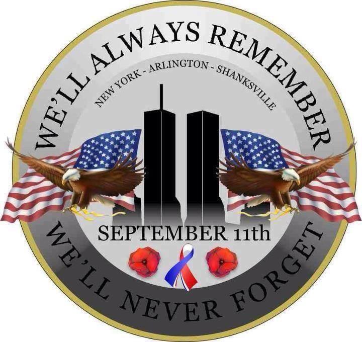 17th. ANNIVERSARY OF SEPTEMBER 11, 2001