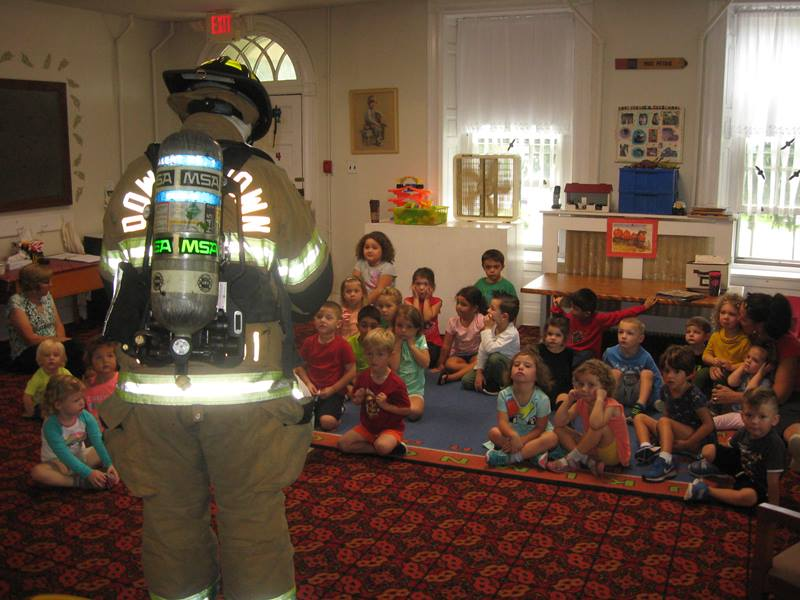 2018 FIRE PREVENTION SCHOOL VISITS & OPEN HOUSE
