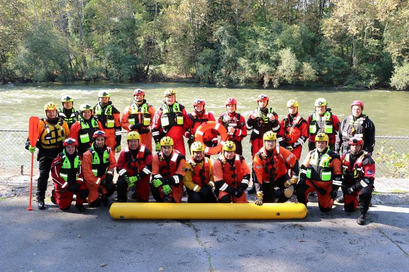 WATER RESCUE & EMERGENCY RESPONSE TRAINING