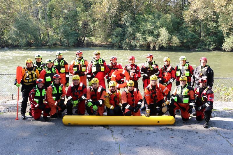 WATER RESCUE & EMERGENCY RESPONSE TRAINING
